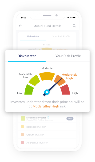 Riskometer for all Schemes image